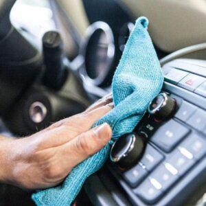 Fahrzeugreinigung